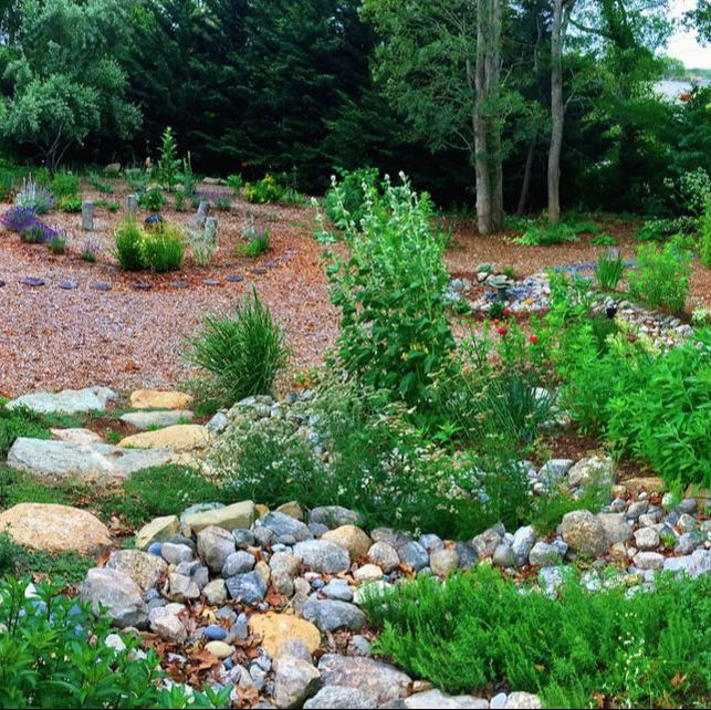 edible landscapes of cape cod home